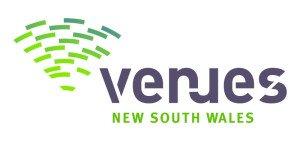 Venues NSW logo