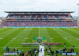 Hunter Stadium - NRL