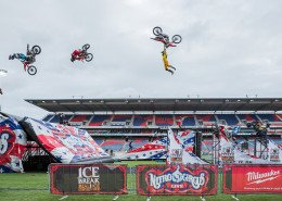 Hunter Stadium - Nitro Circus