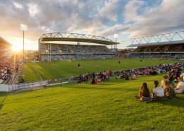 WIN Stadium - NRL